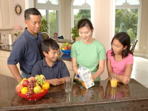 Famille NGuyen Jus
