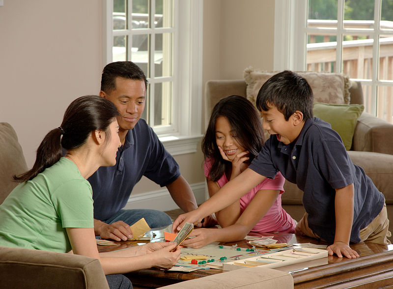 Famille NGuyen Monopoly