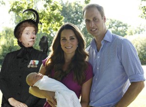 Nanny McPhee Kate et William